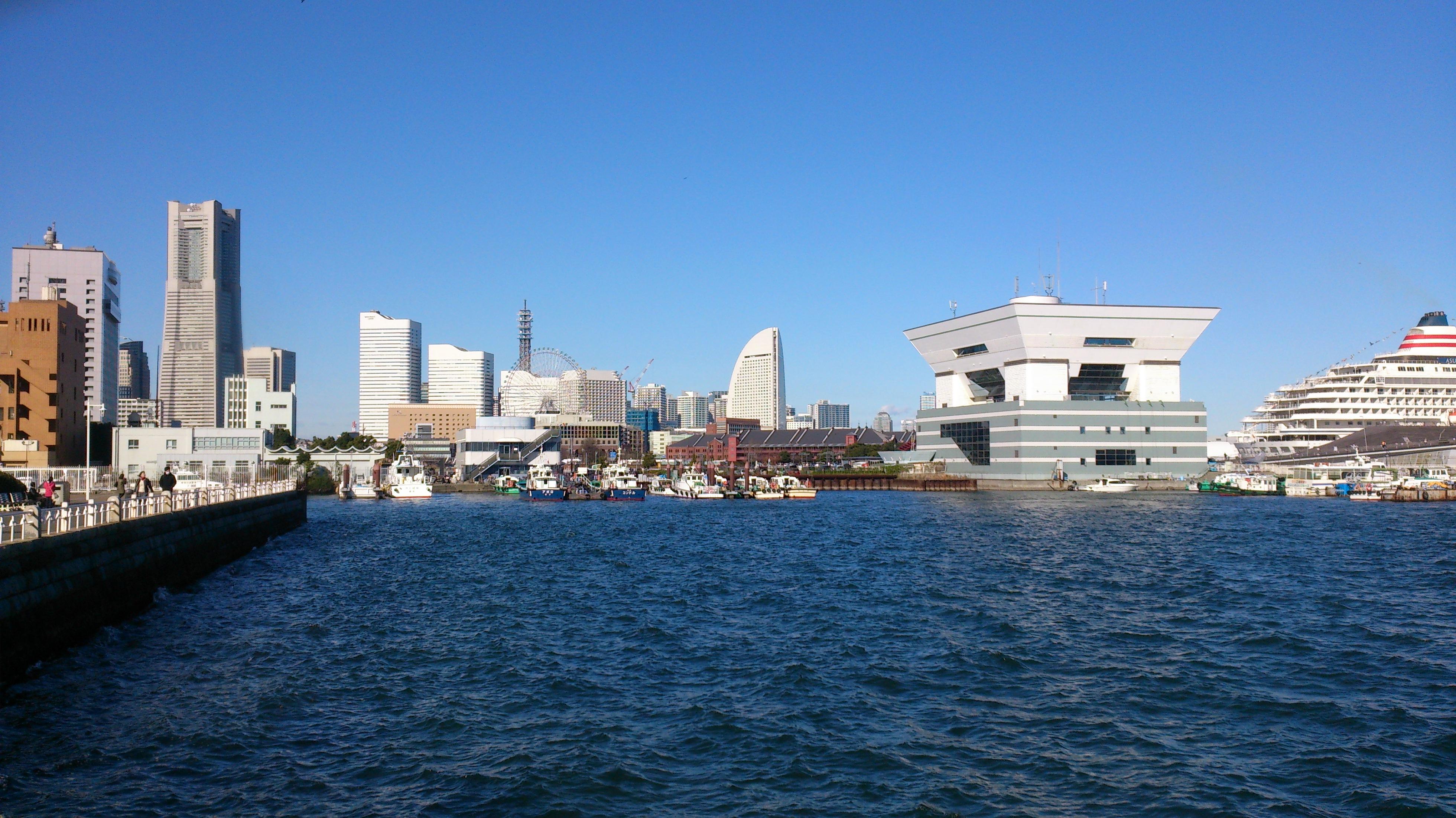 横浜に行ってきました