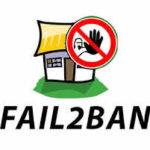 fail2banで不正アクセスブロック