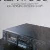 KENWOOD KX-880Gカセットデッキ修理