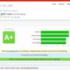 servertestでA+を獲得するSSLの設定